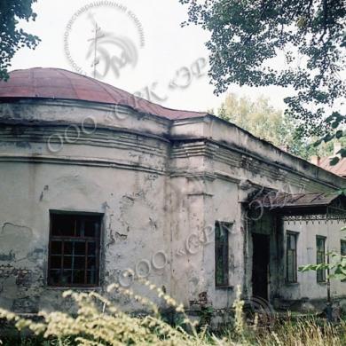 Казанская Церковь до реставрации