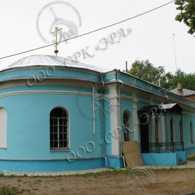 Церковь после реставрации