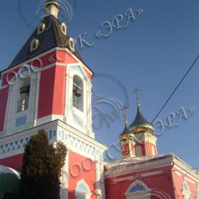Реставрация Храма Архистратига Божия Михаила
