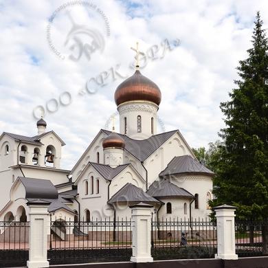 Храм Живоначальной Троицы в Троицке